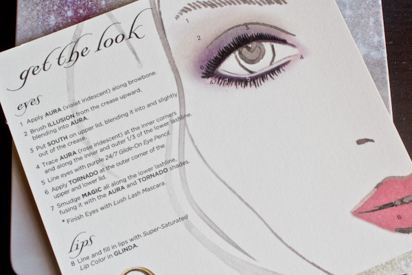 Make-up #86 : Glinda d'Urban Decay