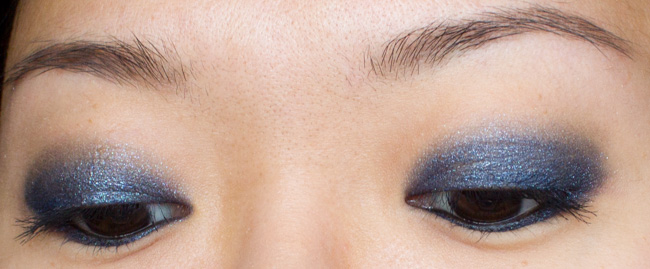 Make-up #92 : Smoky avec le Diorshow Fusion Mono Cosmos