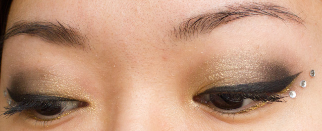 Make-up #96 : Make-up de Fêtes !