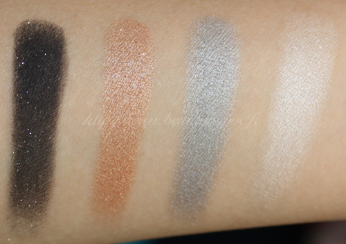 Make Up For Ever Palette 4 Fards Rock For Ever Noël 2010