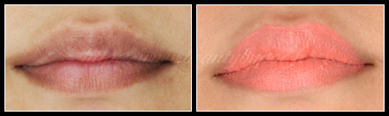 Make Up For Ever Rouge Artist Intense n°39 Corail Orangé Satiné