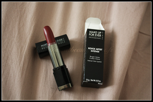 Make Up For Ever Rouge Artist Intense Mat7 Bordeaux Mat