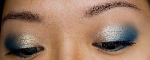 Make-up #47 : GEO Nudy Golden Blue & BOS III New York