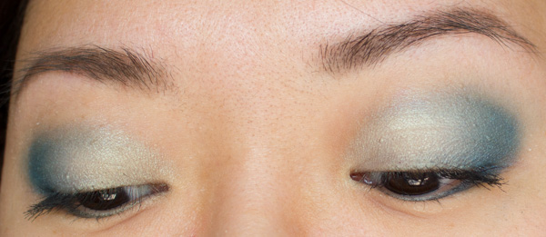 Make-up #89 : Dior Blue Lagoon