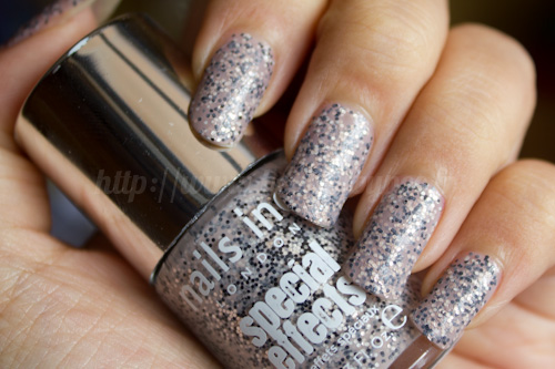 Nails Inc Sugar House Lane Sprinkles