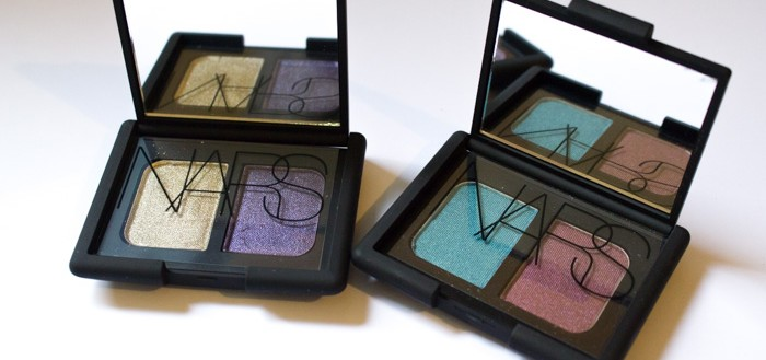 Nars : Duo d'Ombres à Paupières Kauai & China Seas - Collection High Seize / Printemps 2014