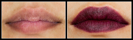 Nars Velvet Matte Lip Pencil Train Bleu Automne 2011