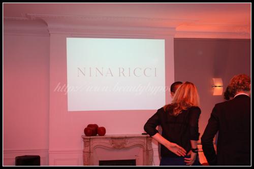Soirée Nina Ricci - L'elixir de Nina