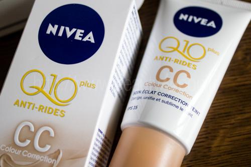 Concours des 4 ans : Nivea et sa CC Crème Q10+ !