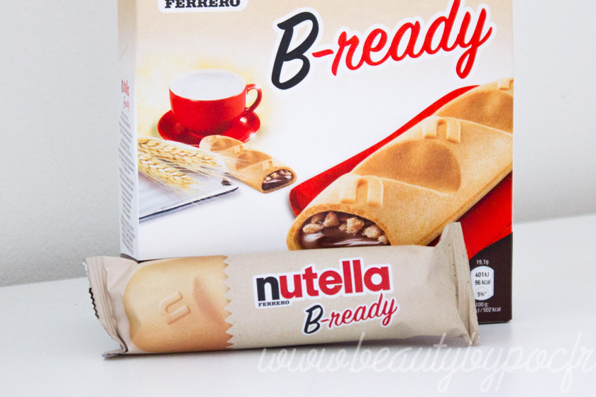Nutella : B-ready