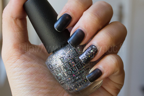 OPI : 4 in the Morning & In True Stefani Fashion / Collection Gwen Stefani