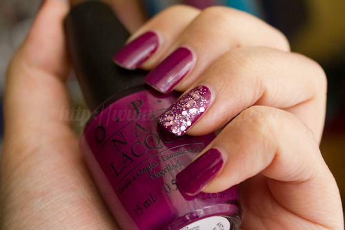 OPI : Anti-Bleak & Pink Yet Lavender / Collection Mariah Carey