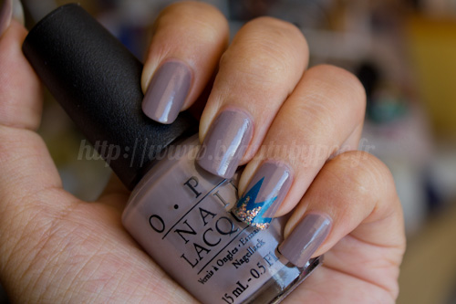 OPI : Berlin There Done That / Germany - Automne 2012
