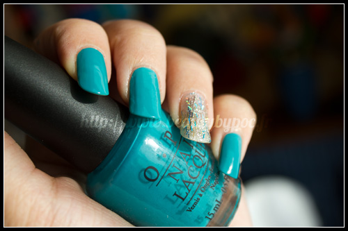 OPI : Fly & Save Me - Nicki Minaj