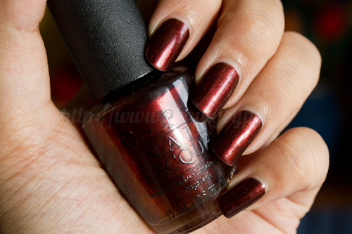 OPI : German-icure by OPI - Germany Collection / Automne 2012