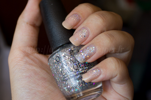 OPI : Glints of Glinda & Which is Witch ? / Oz The Great and Powerful