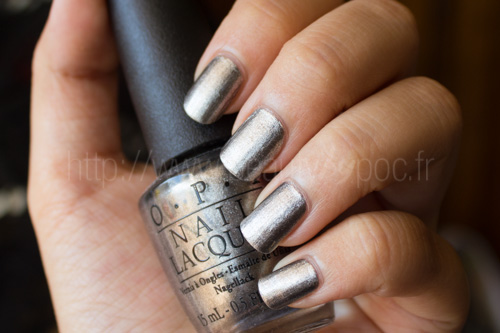OPI : Haven't The Foggiest - Collection San Francisco / Automne 2013
