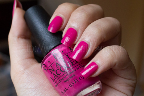 OPI : Hey Baby - Collection Gwen Stefani