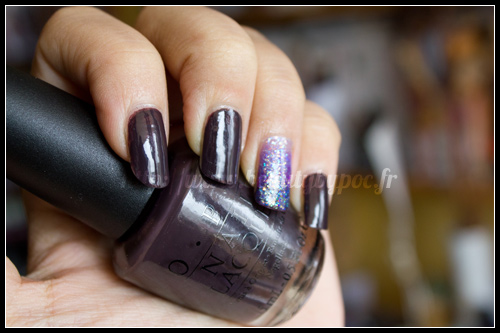 OPI I Brake For Manicures Touring America Gradient Nails