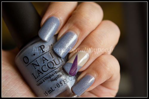 OPI : I Don't Give a Rotterdam - Holland / Printemps 2012 + scotch party !