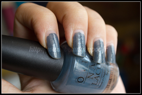 OPI Holland Collection Spring Summer 2012 I Have a Herring Problem