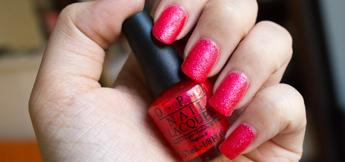 OPI : I'm Brazil Nuts Over You - Collection Brazil / Eté 2014