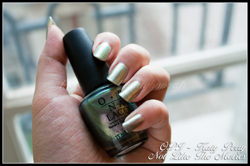OPI Katy Perry - Not Like The Movies