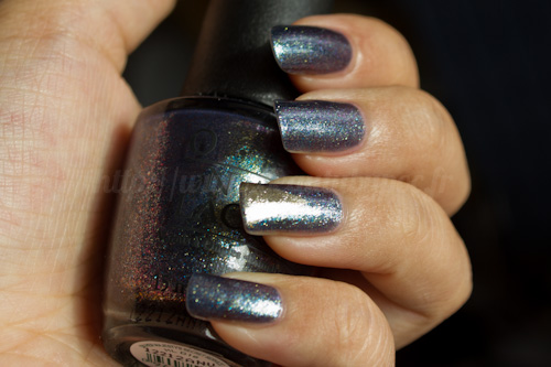 OPI : On her Majesty's Secret Service - Skyfall Collection