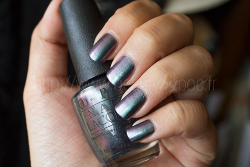 OPI : Peace & Love & OPI - Collection San Francisco / Automne 2013