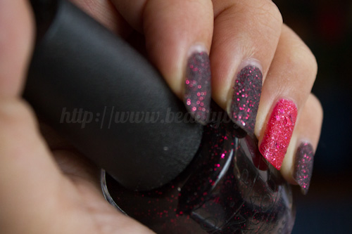 OPI : Les fameux Liquid Sand de la collec Mariah Carey ! / Can't Let Go - Get Your Number - The Impossible - Stay The Night