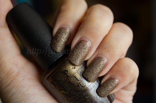 OPI : What Wizardry is This ? - Oz The Great and Powerful