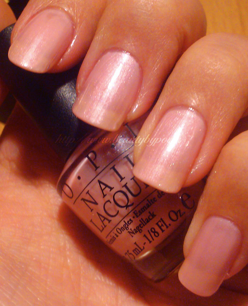 OPI : Suzi and the Lifeguard – Collection South Beach ...