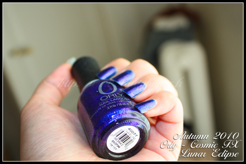 Orly Lunar Eclipse Cosmic FX Autumn 2010