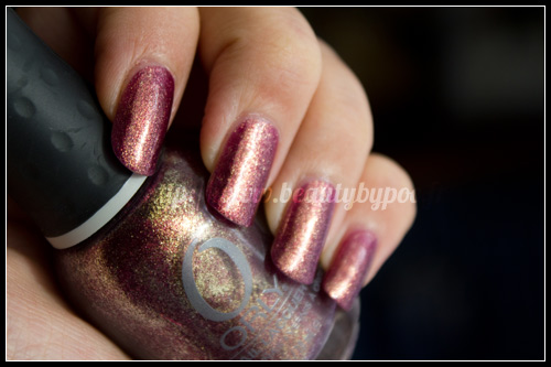 Orly : Rock The World / Mineral FX - Automne 2011