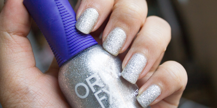 Orly : Silver Pixel - MegaPixel FX / Printemps 2013