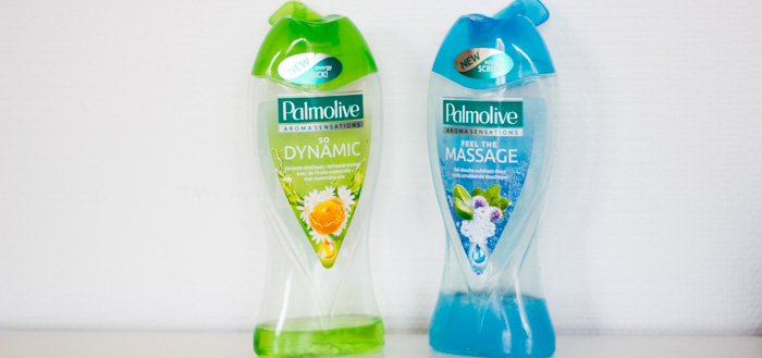 Palmolive Aroma Sensation Feel The Massage & So Dynamic