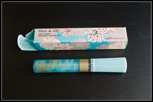 Paul & Joe Beauté Lip Gloss #001 L'Horizon Bleu