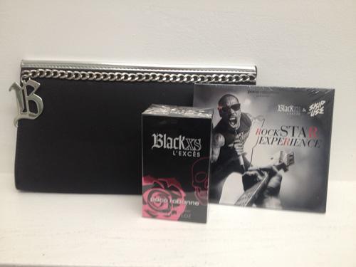 Concours Paco Rabanne Black XS L'Excès