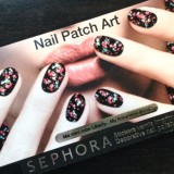 Sephora : Nail Patch Art Ma Mini Robe Liberty