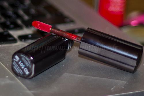 Shiseido : Laque de Rouge RD501 Drama