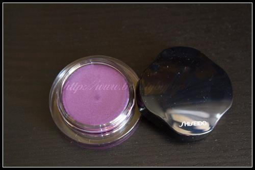 Shiseido Ombre Crème Satinée Tin Purple Dawn Patina