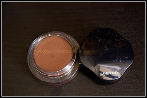 Shiseido Ombre Crème Satinée Sable Mist & Leather