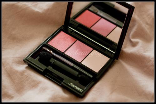 Shiseido Ombre Doux Eclat Trio PK 403 Boudoir