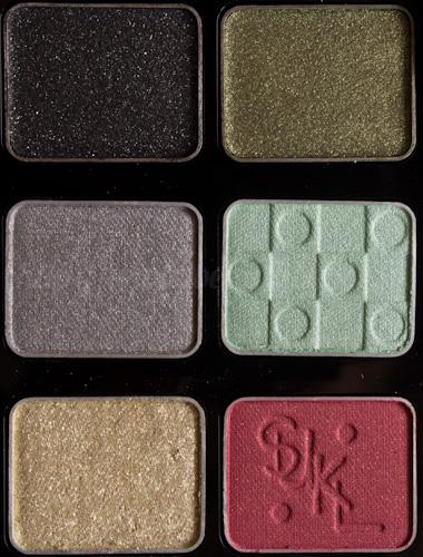Shu Uemura x Karl Lagerfeld : Karl for Shu Smoky Velvet Palette / Khaki forever ♥