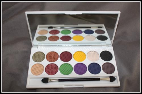 Sleek MakeUp Bohemian I-Divine Palette