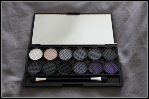 Sleek MakeUp i-Divine Graphite