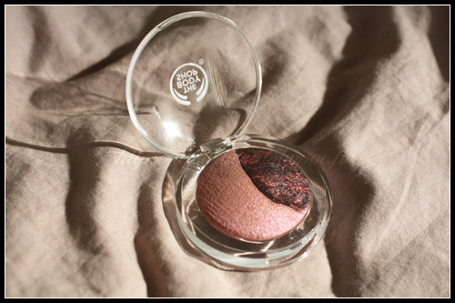 The Body Shop Ombres à paupières Baked To Last Colours Eté 2010