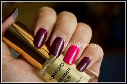 Tom Ford : Plum Noir & Indian Pink