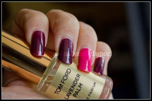 Tom Ford : Plum Noir & Indian Pink