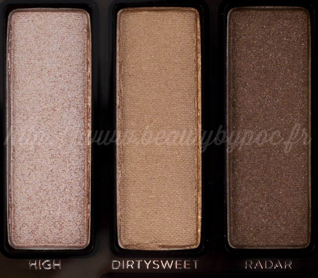 Urban Decay : Naked Smoky